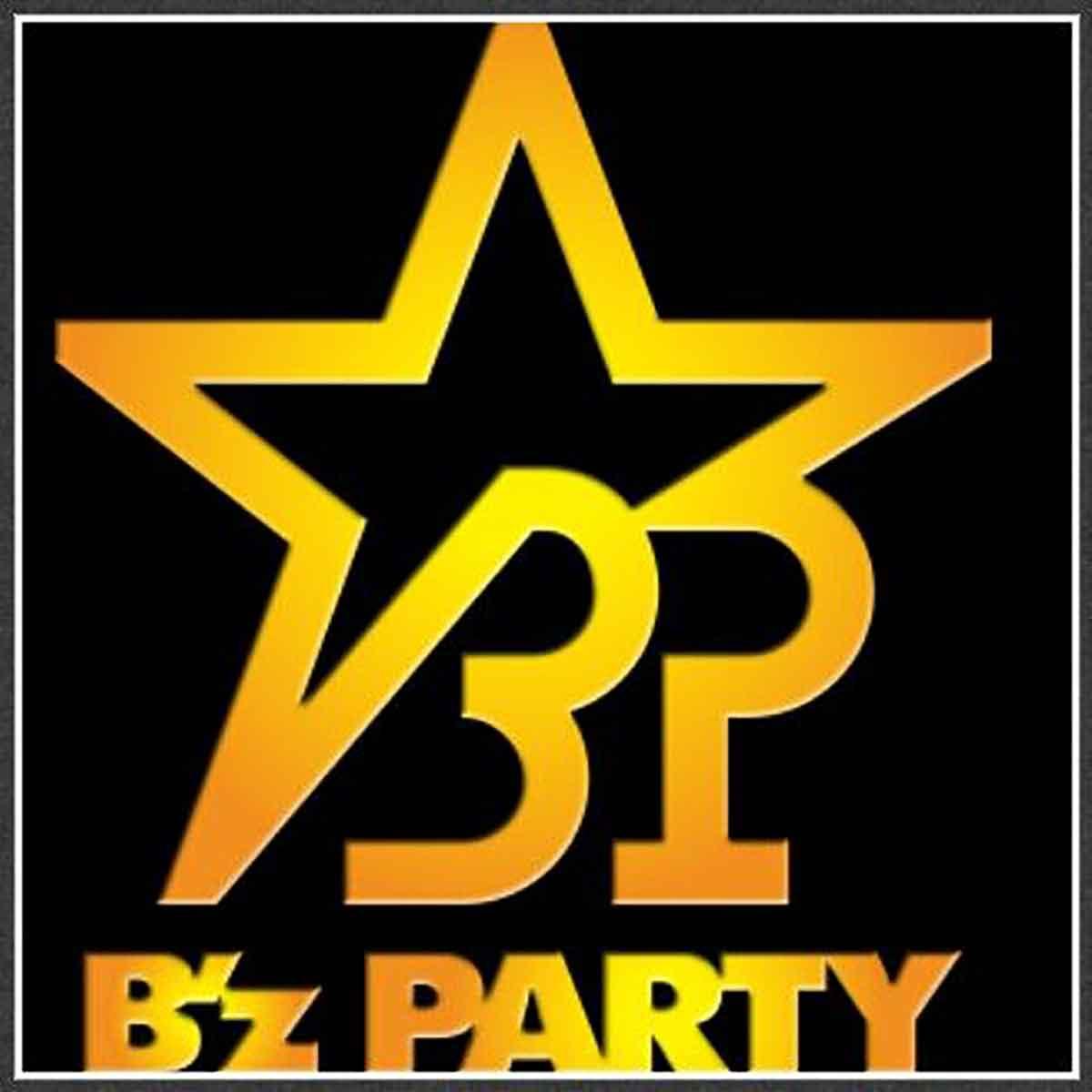 B'z公式ファンクラブ「B'z PARTY」のロゴマーク