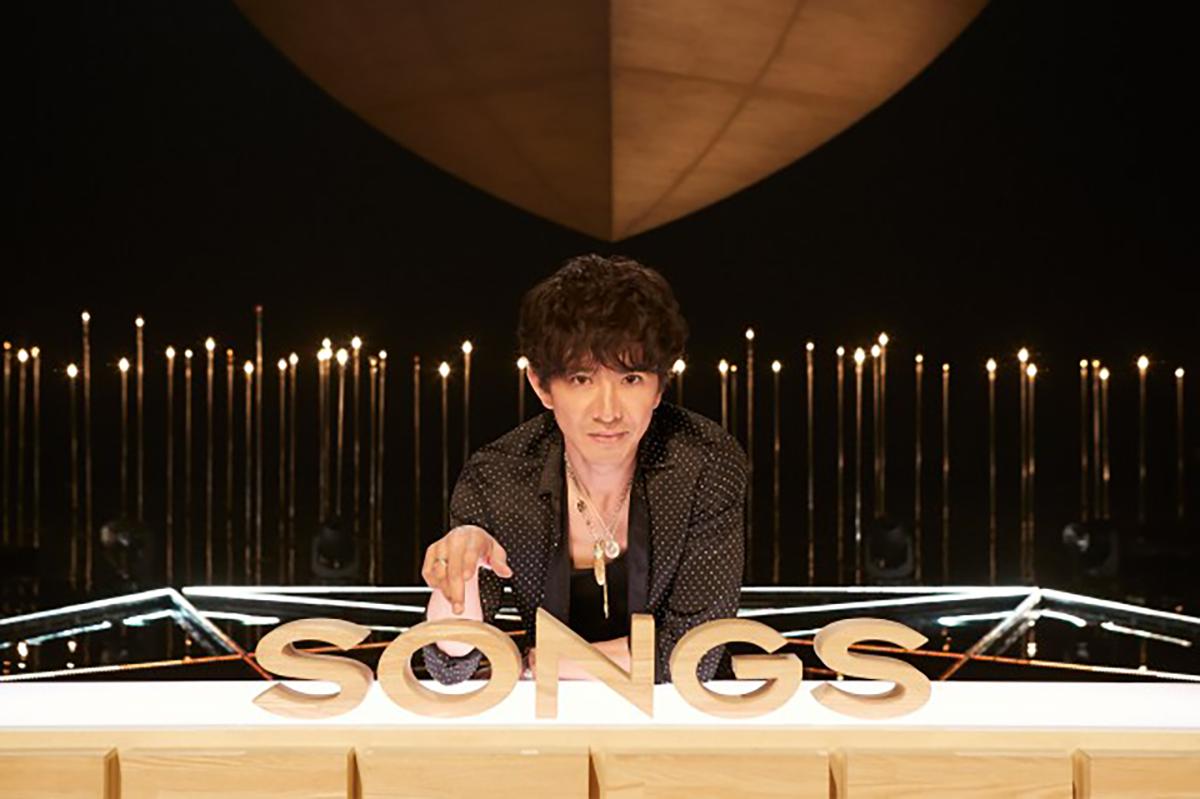 NHK「SONGS」木村拓哉の画像