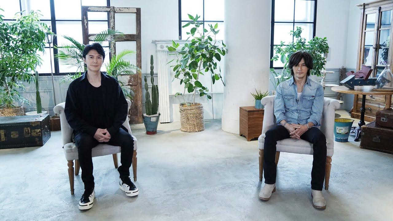 福山雅治の公式YouTubeチャンネルで公開された「稲葉浩志×福山雅治 スペシャル対談2020」