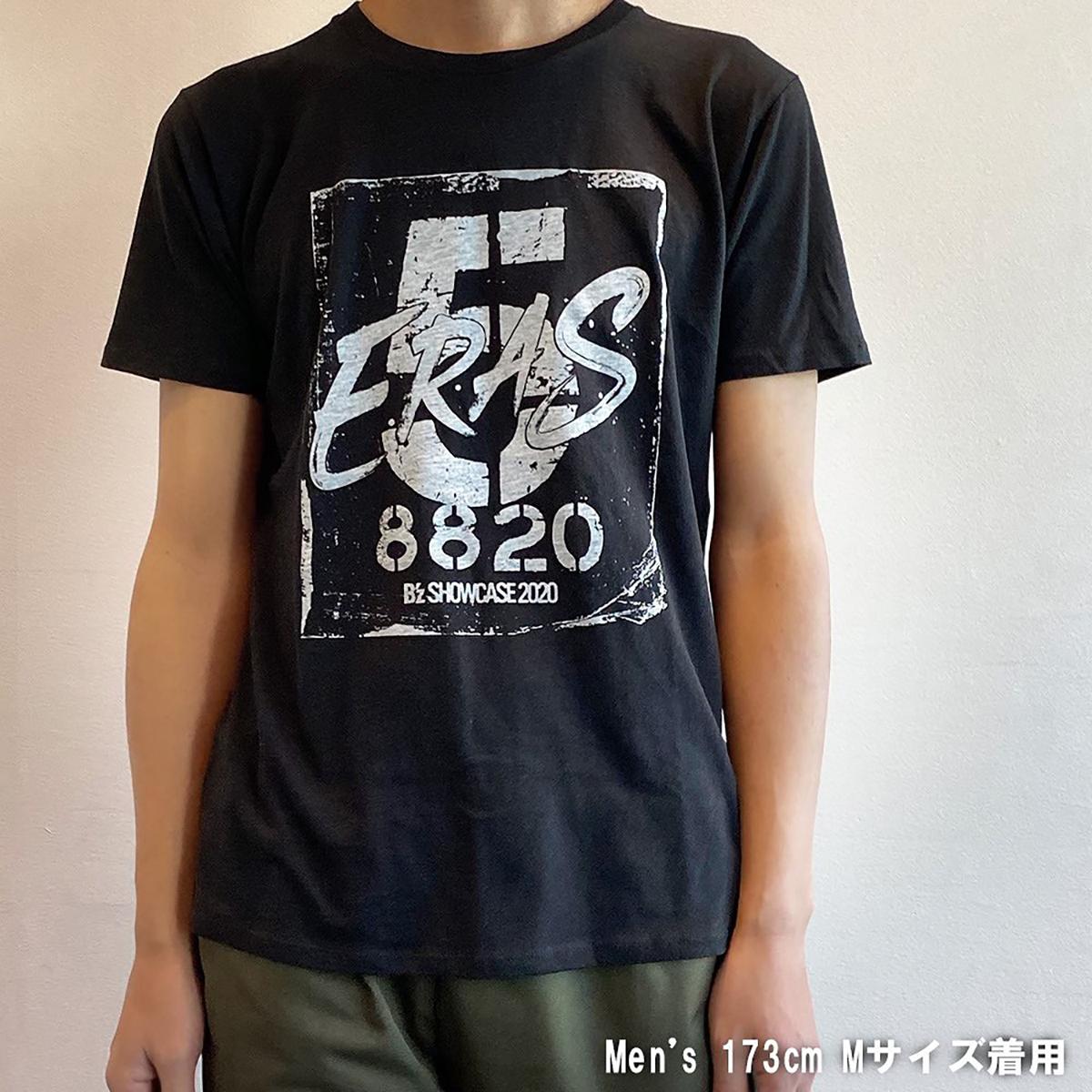 『B'z SHOWCASE 2020 -5 ERAS 8820- Day1~5』スタッフTシャツ着用写真