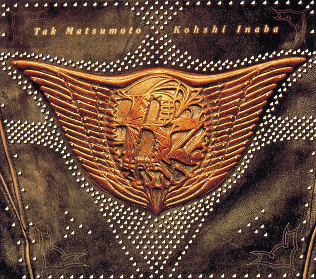 B'z公式サイトに掲載されている『The 7th Blues』のアルバムジャケット