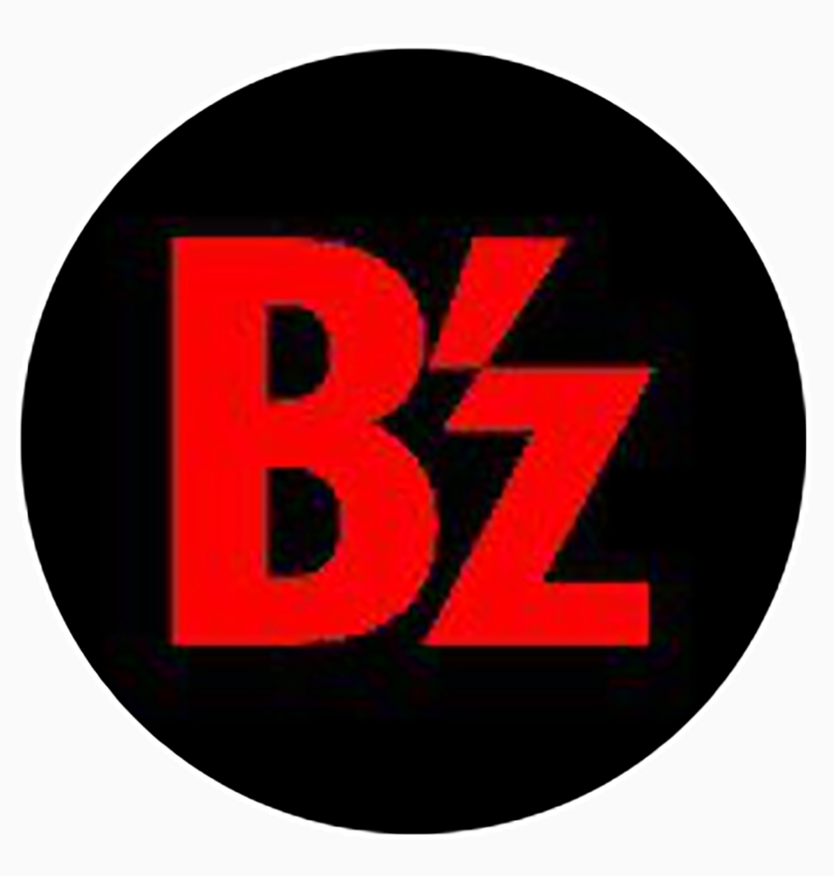 B'z Official Instagramのロゴ