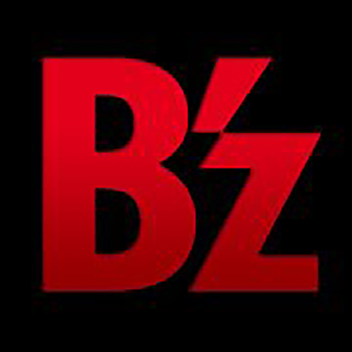 B'z Official Facebookのロゴ