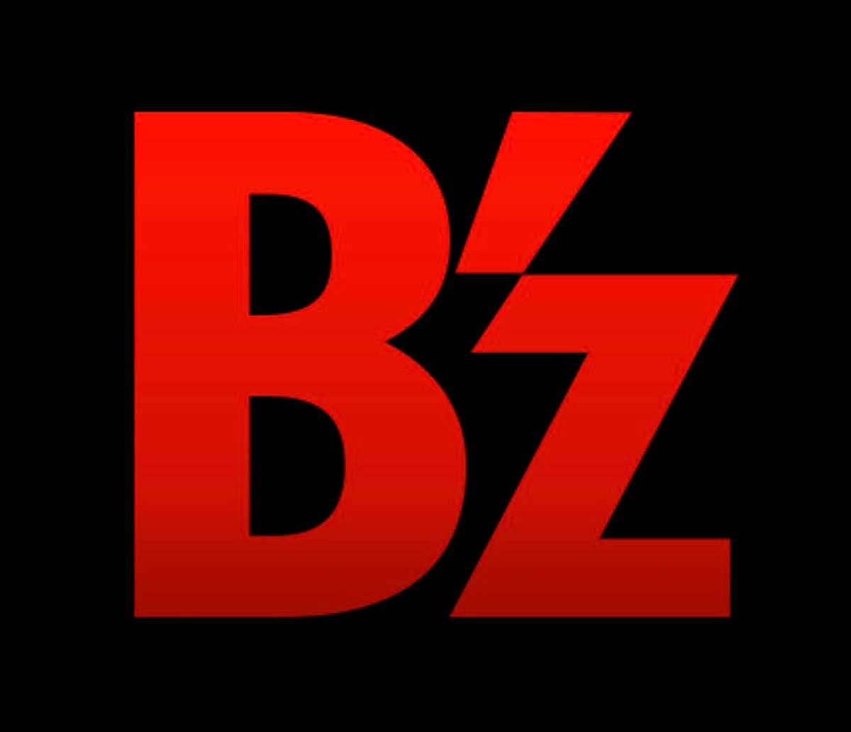 B'z Official LINEのロゴ