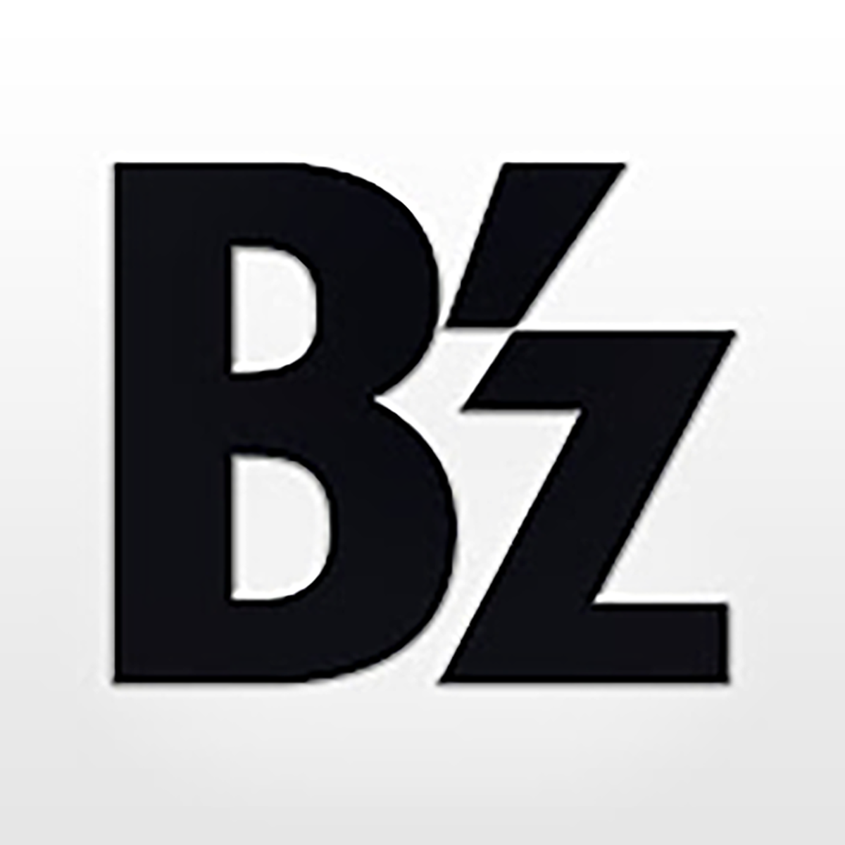 B'z Official YouTube Channelのロゴ
