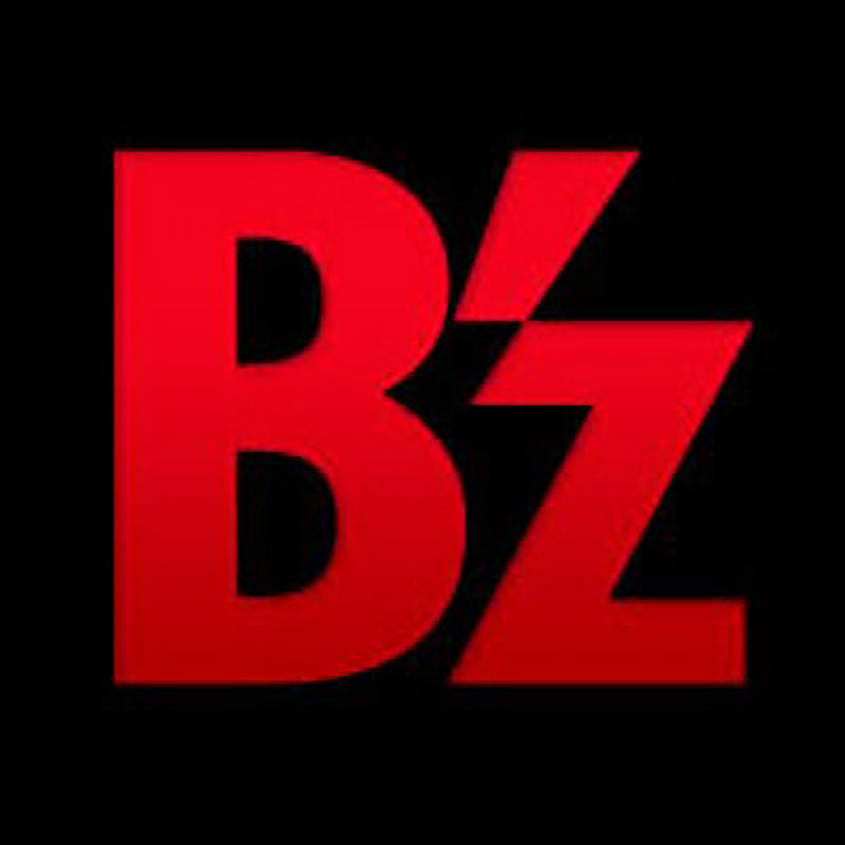 B'z Official Twitterのロゴ