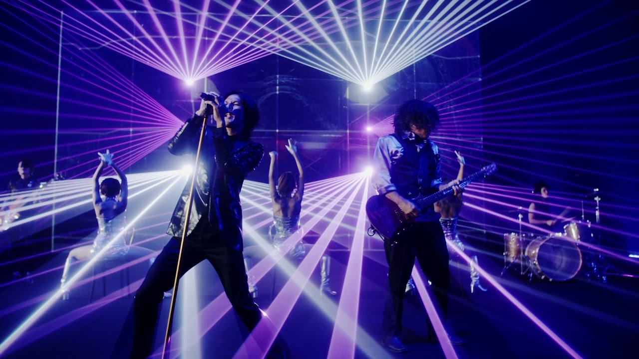 INABA / SALAS「AISHI-AISARE」のミュージックビデオ