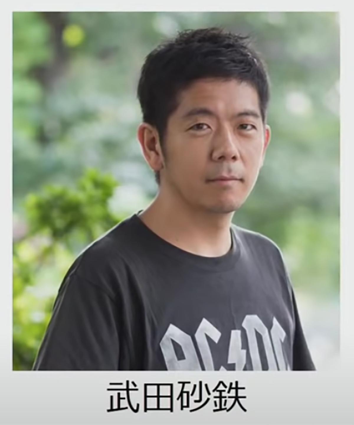 フリーライター・武田砂鉄氏の画像