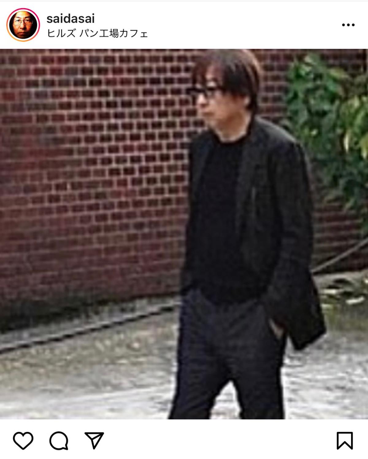 B'zなどを生み出したビーイング創業者であり音楽プロデューサー・長戸大幸の写真