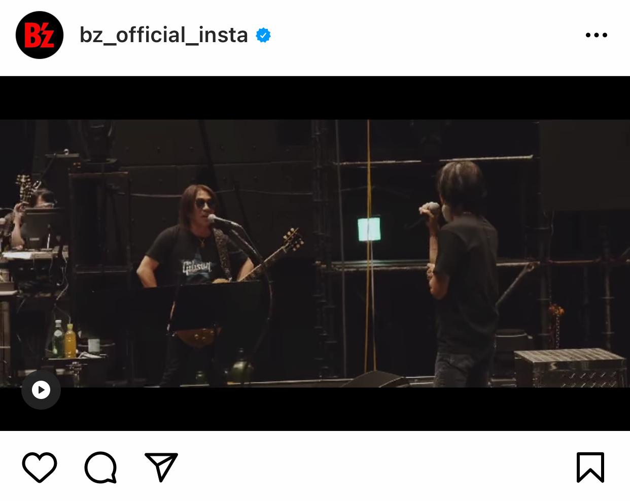 B'zが公式SNSで公開したコンプリートボックス収録の「Day1」ドキュメンタリーダイジェスト映像