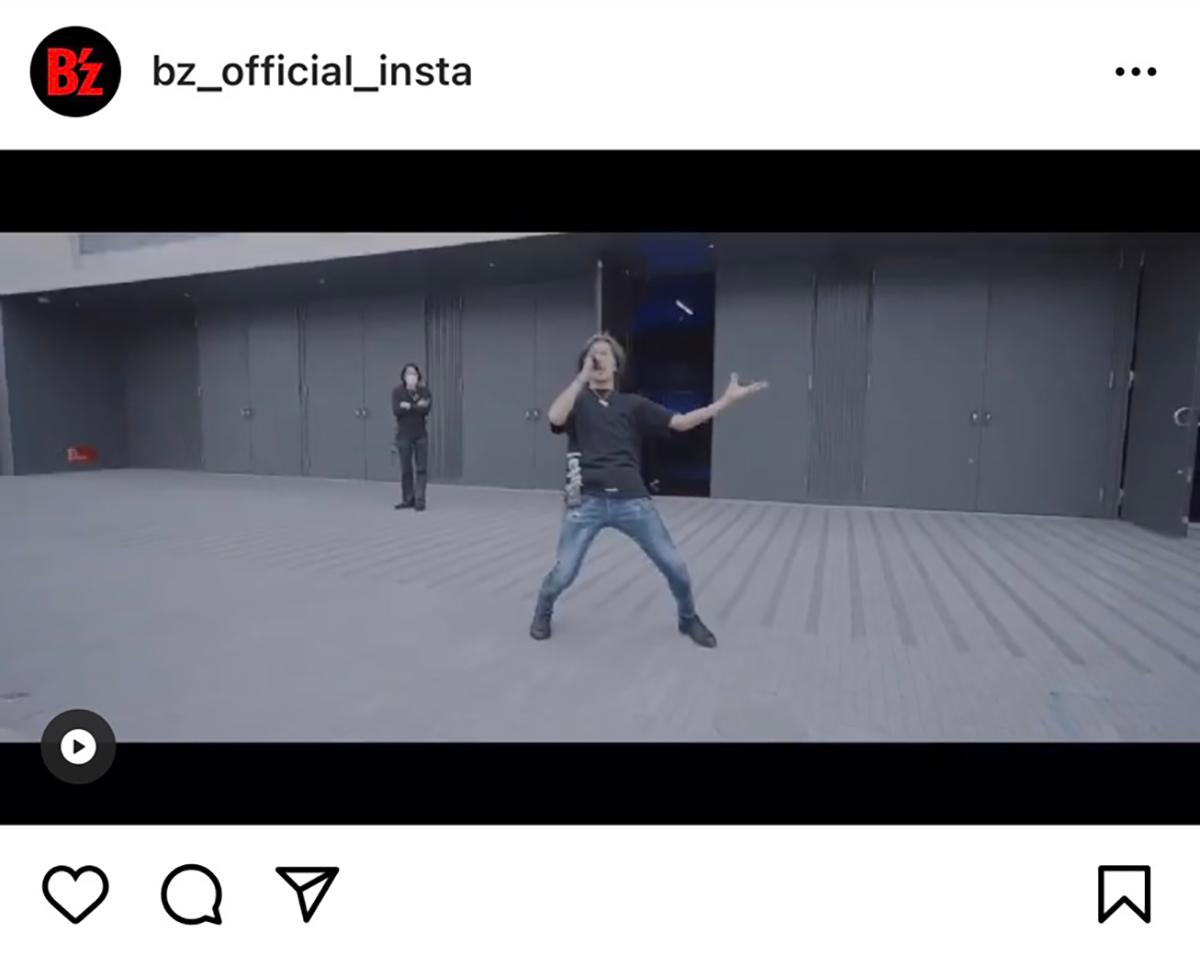 B'zが公式SNSで公開したコンプリートボックス収録の「Day2」ドキュメンタリーダイジェスト映像