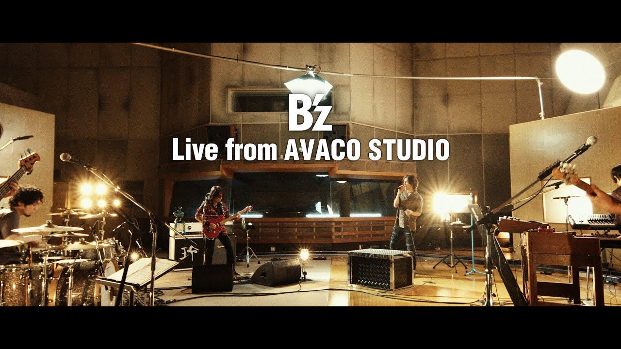 「B'z Live from AVACO STUDIO」のサムネイル画像