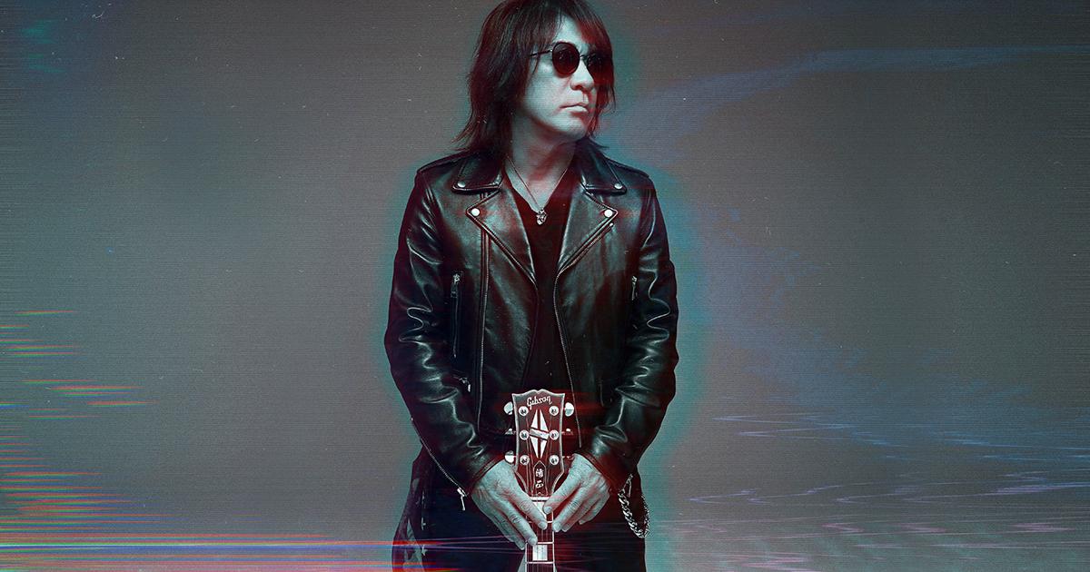 B'z松本孝弘の2021年のアーティスト写真