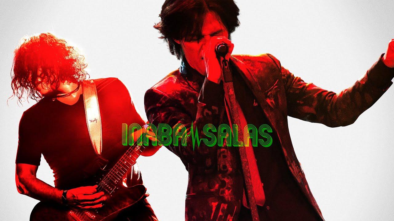 稲葉浩志とS・サラスの「INABA / SALAS」が公演中止キャンセル料補助金に対し制作した動画