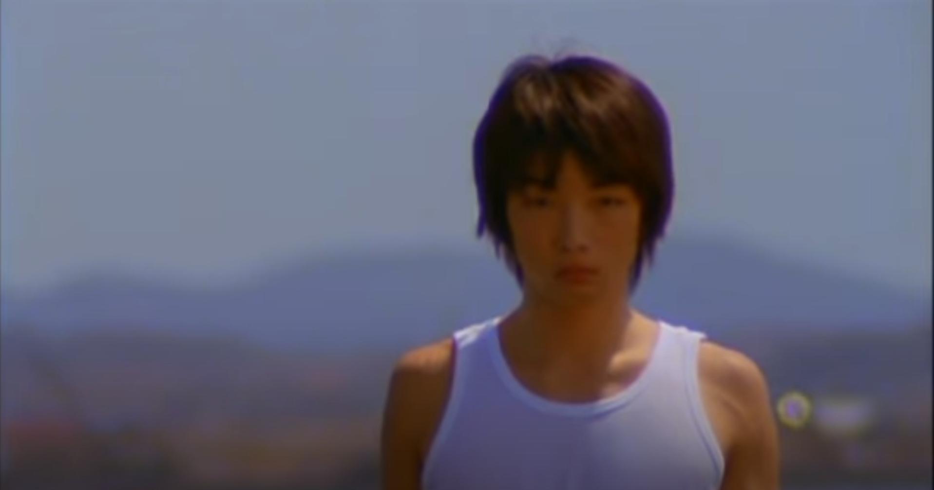 B'z「ARIGATO」のミュージックビデオに出演した俳優・森山未來